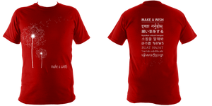 Make a Wish in Asia Premium Tee