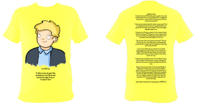 #5 Chris's Fans - Adult T-shirt (10 colours)
