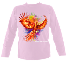 Load image into Gallery viewer, Phoenix Rising Long Sleeve Tee