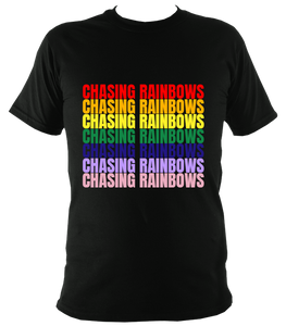 Chasing Rainbows - all the colours