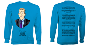 #2 Dr Patterson's Fans - Kid's Sweatshirt (9 colours)