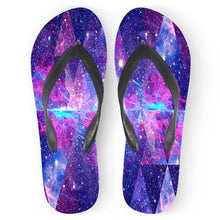 Load image into Gallery viewer, Intergalactic - Flip Flops