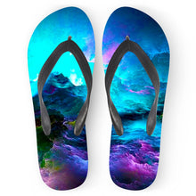 Load image into Gallery viewer, Dream Waves - Flip Flops
