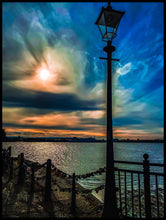 Load image into Gallery viewer, 01 - Low Sun, Royal Albert Dock