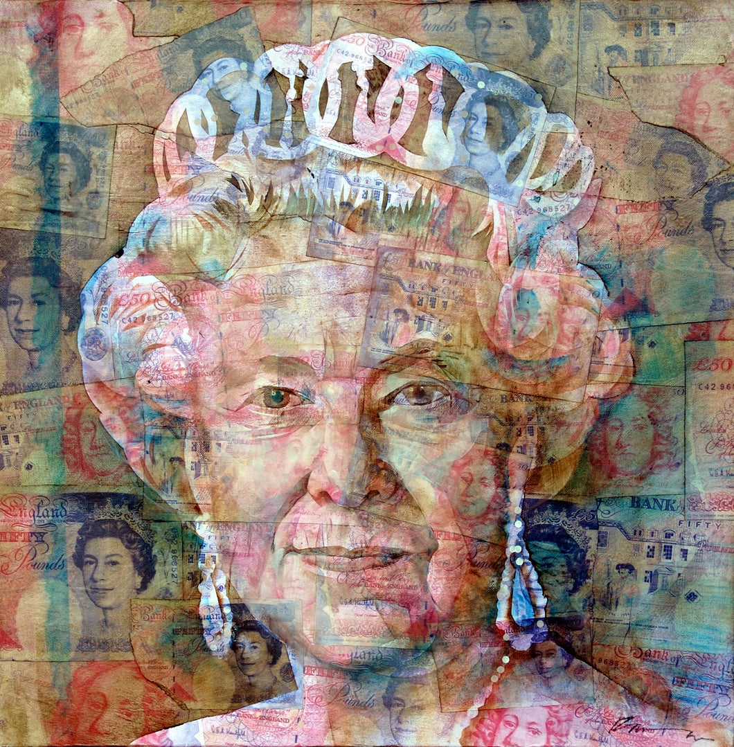 Anthony Brown: The Queen's Head (2007)
