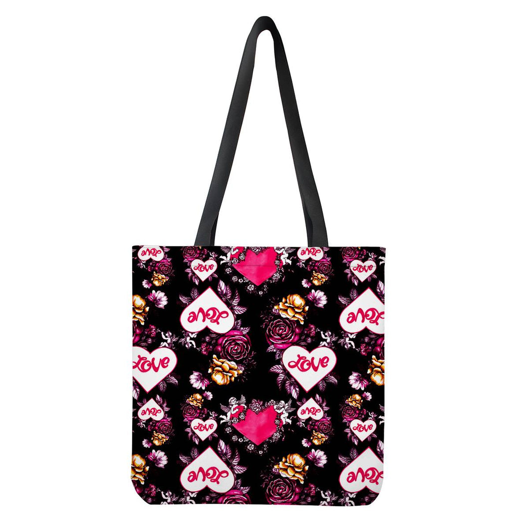 Garden of Love - Cloth Tote Bags