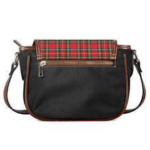 Load image into Gallery viewer, Red Plaid - Saddle Bags