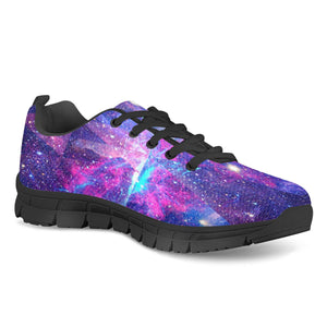 Intergalactic - Black Running Shoes