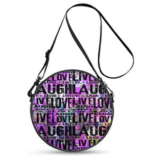 Load image into Gallery viewer, Secret of Life - Round Satchel Bags