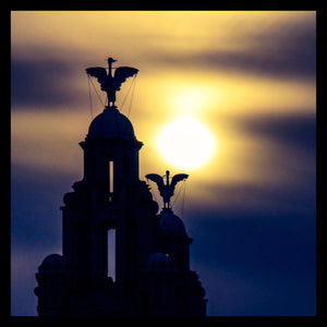18 - Liver Building Sunset - 2020
