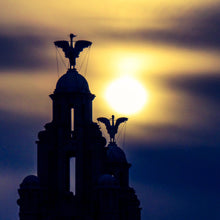 Load image into Gallery viewer, 18 - Liver Building Sunset - 2020