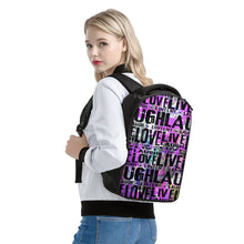 Load image into Gallery viewer, Live Laugh Love Laptop Backpack