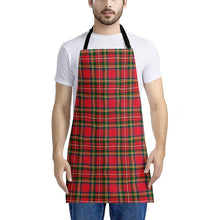 Load image into Gallery viewer, Red Plaid - Apron