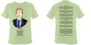 #2 Dr Patterson's Fans - Adult T-shirt (10 colours)