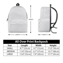Load image into Gallery viewer, Secret of Life - All Over Print Cotton Backpack