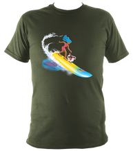 Load image into Gallery viewer, Ride A Wave #3 | Unisex Tee