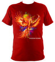 Load image into Gallery viewer, Phoenix Rising Premium Super Soft Tee