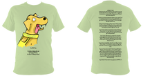 Load image into Gallery viewer, #6 Vincy's Fans - Adult T-shirt (10 colours)