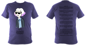 #7 Hina's Fans - Adult T-shirt (10 colours)