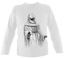 Load image into Gallery viewer, Hooded Monk - Limited Edition Unisex Long Sleeve Top (3 colours)