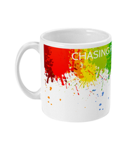 Load image into Gallery viewer, Chasing Rainbows Mug