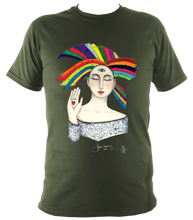 Load image into Gallery viewer, June Lornie: Third Eye (Unisex Super-soft Top)