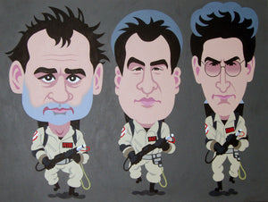 Mark Harrison: Peter, Ray & Egon (2009)