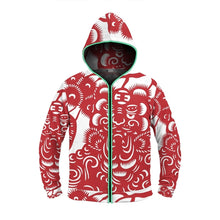 "Load image into Gallery viewer, ""Year of the Tiger"" Light Up Hoodie"