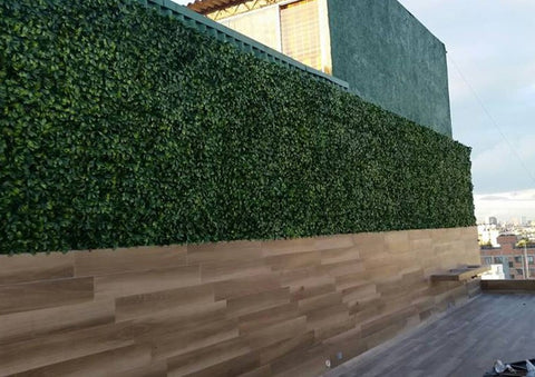 Lemon Artificial Wall Panels