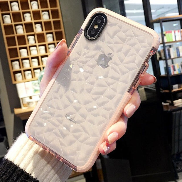 Luxury Jelly Phone Cases For iPhone