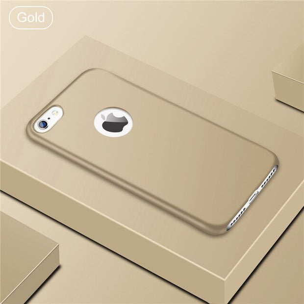 Ultra Thin Frosted Matte Back Cover