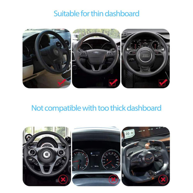 Mobile Holder Dashboard Bracket