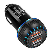 Car LED-Double USB Fast Charger