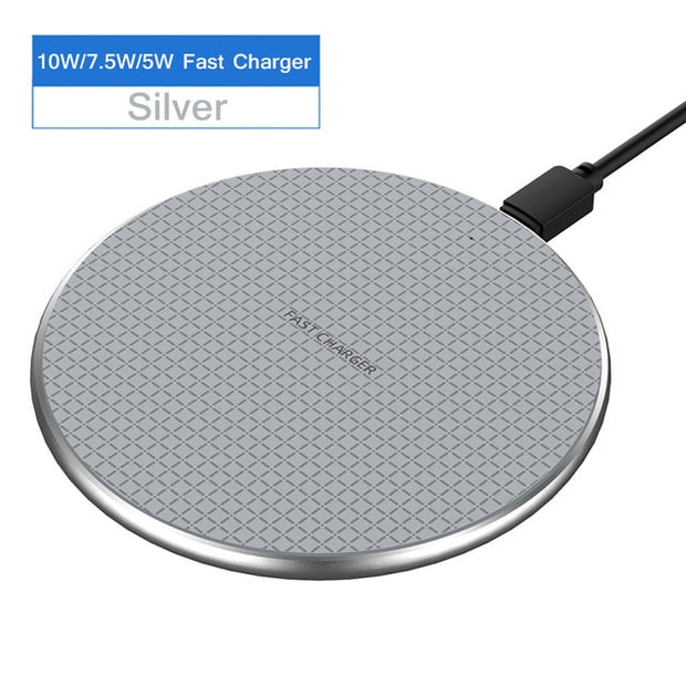 3.0 Qi Wireless Charger Pad