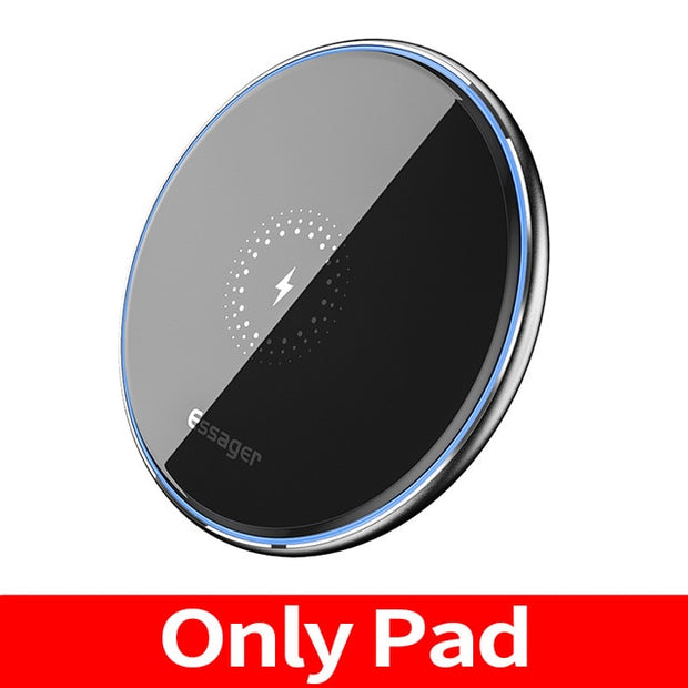 Induction Fast Wireless Charging Pad