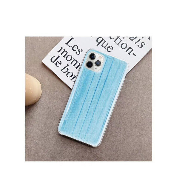 face masks Print Phone Case for iPhone