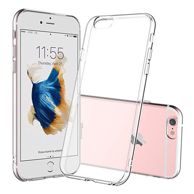 Soft Transparent Silicone Case