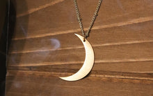 Load image into Gallery viewer, Golden Moon ~ Necklace