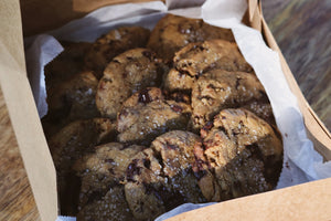 Chocolate Chip Cookies (Dozen)