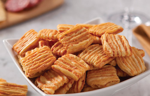 CheeseCrisps Baked Snacks
