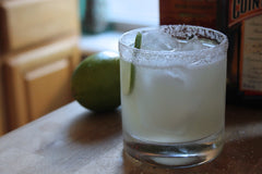 The Perfect Super Bowl Margarita