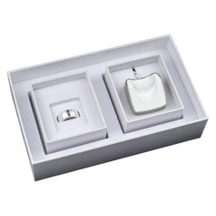 Ring and charger in box