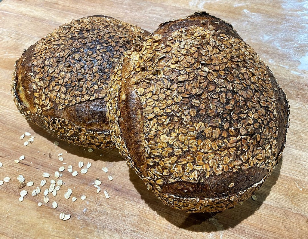 Oat Porridge 2lb Sourdough