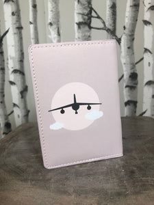 Travel Time Passport Cover