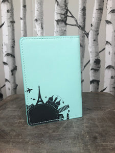 Around The World Passport Cover