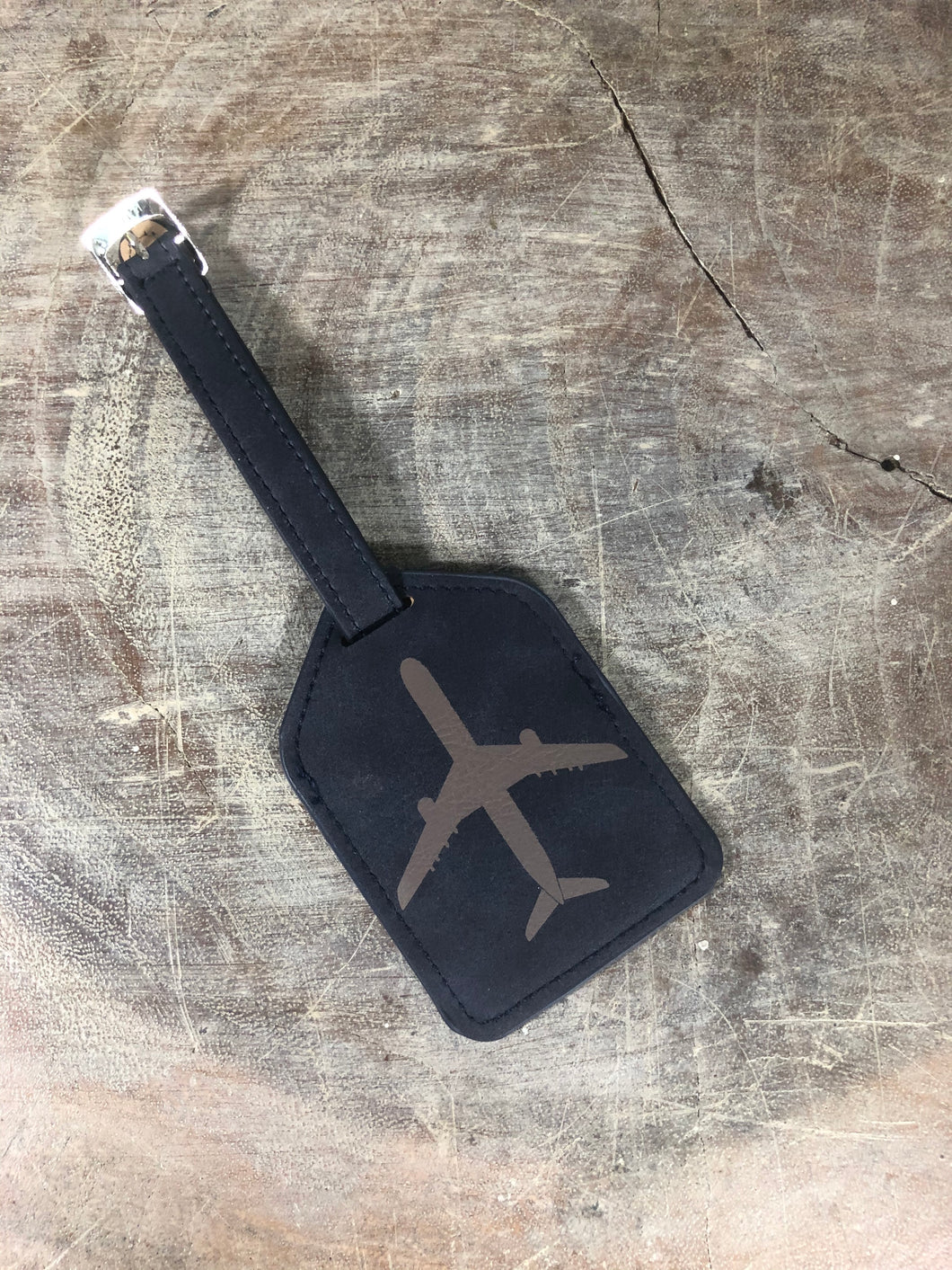 Fly Away Luggage Tag