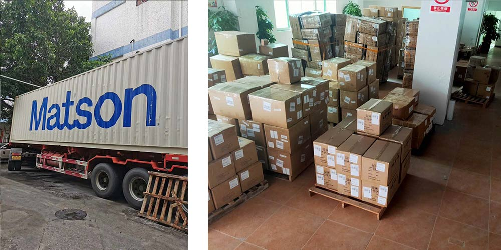Clickperbox Freight Forwarder China to FBA