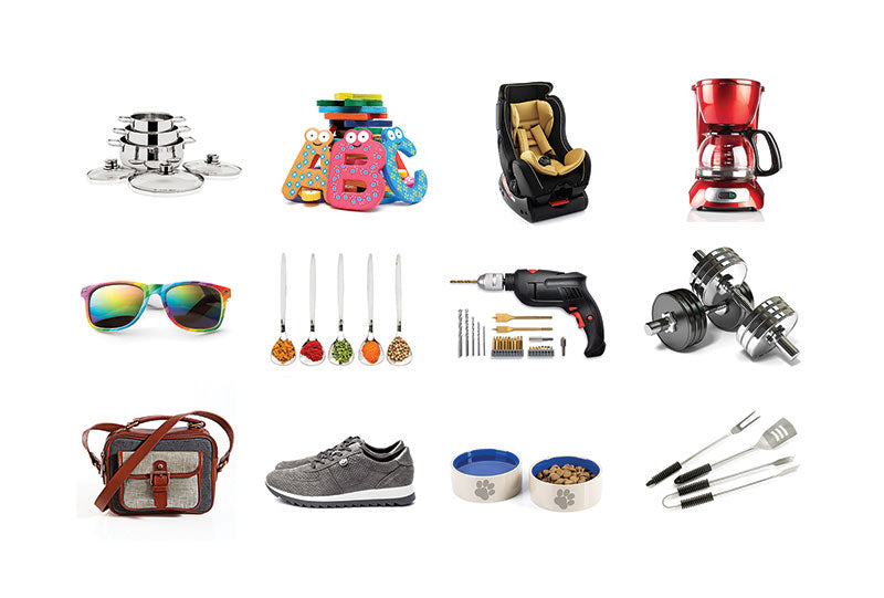 Amazon Product Photography Examples