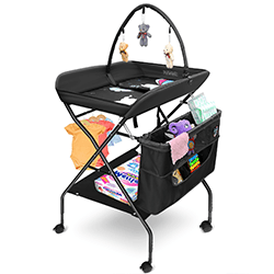Amazon Product Photography China Diaper Bed
