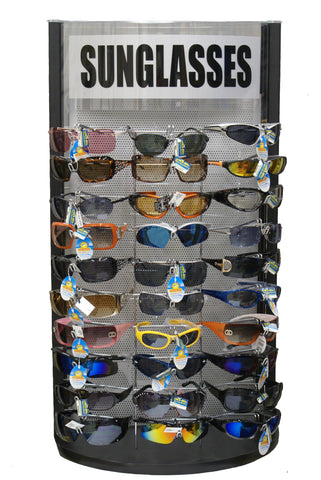 Knock-Offs & Northern Sun Sunglasses Unit (200 pc)